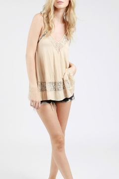 Shoptiques Product: Lace Embroidred Top