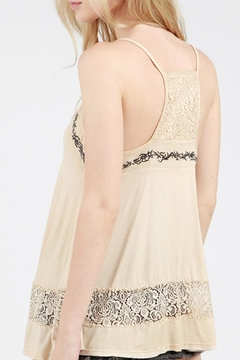 POL Lace Embroidred Top - Alternate List Image
