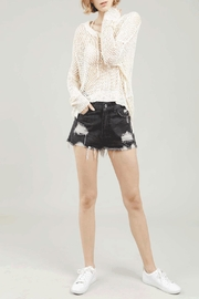 POL Layla Pullover Ivory - Product Mini Image