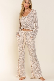 POL Leopard Jersey Pants - Product Mini Image
