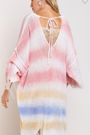 POL Multi Color Cardigan - Side cropped