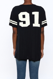 POL Oversized Varsity Tee - Product Mini Image