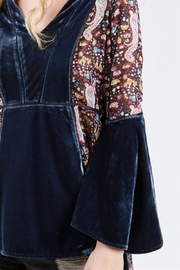 POL Peasant Blouse - Side cropped