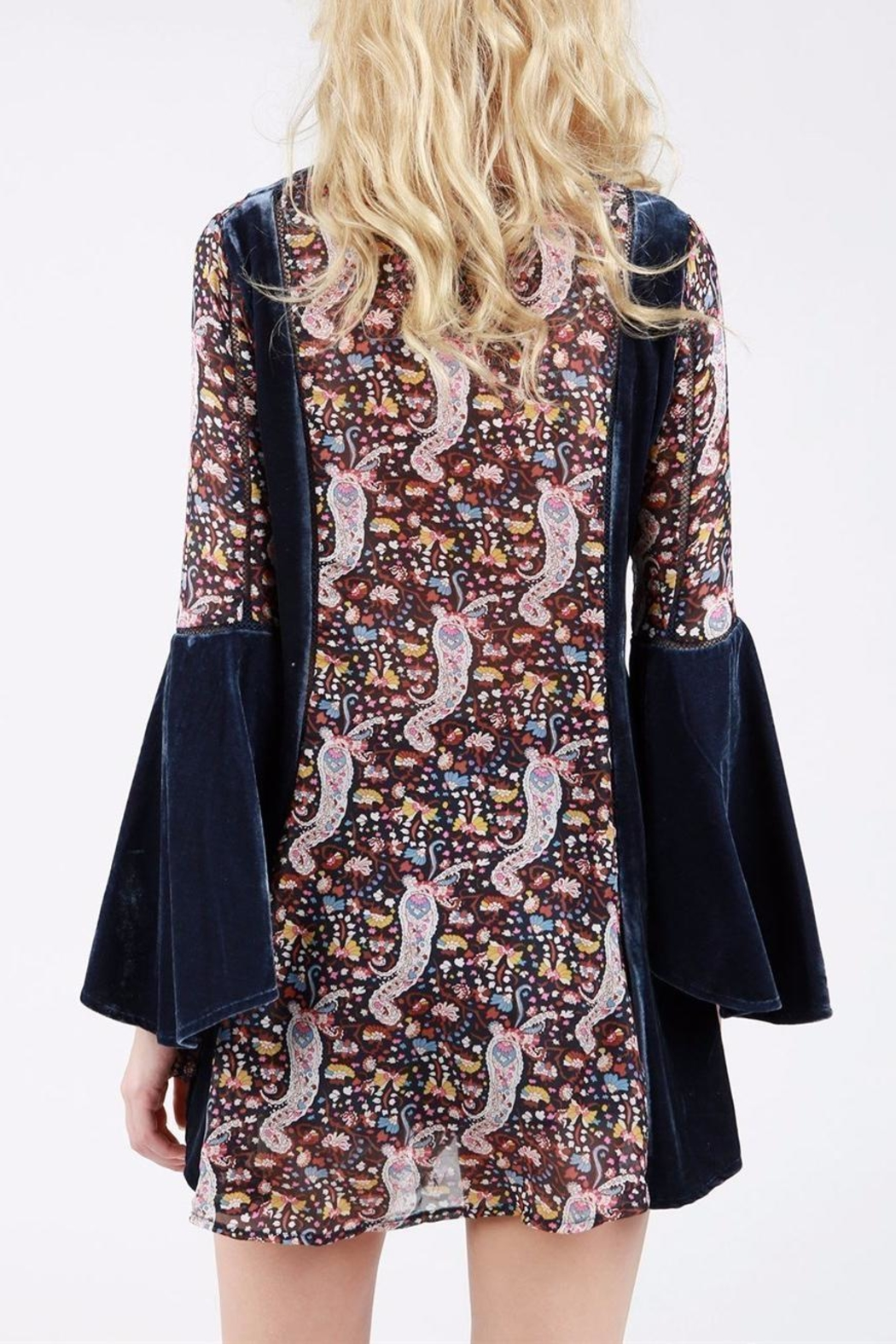 POL Peasant Blouse - Front Full Image