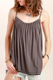 POL Pleated Beaded Camisole - Product Mini Image