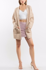 POL Pocket Cardi - Side cropped