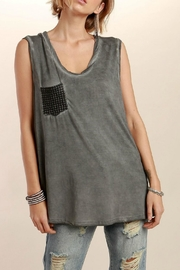 POL Pocket Muscle Tee - Product Mini Image