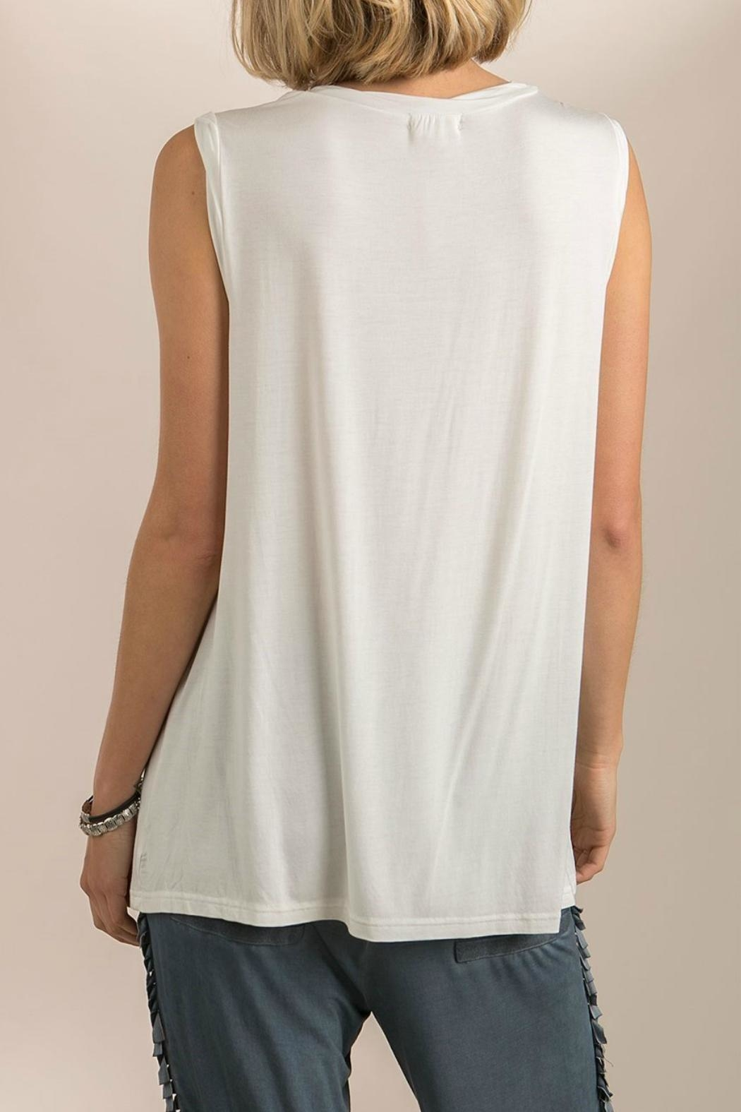 POL Pocket Muscle Tee - Front Full Image