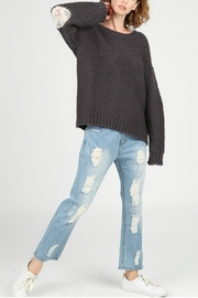 POL Alyssa Pullover Sweater - Front cropped