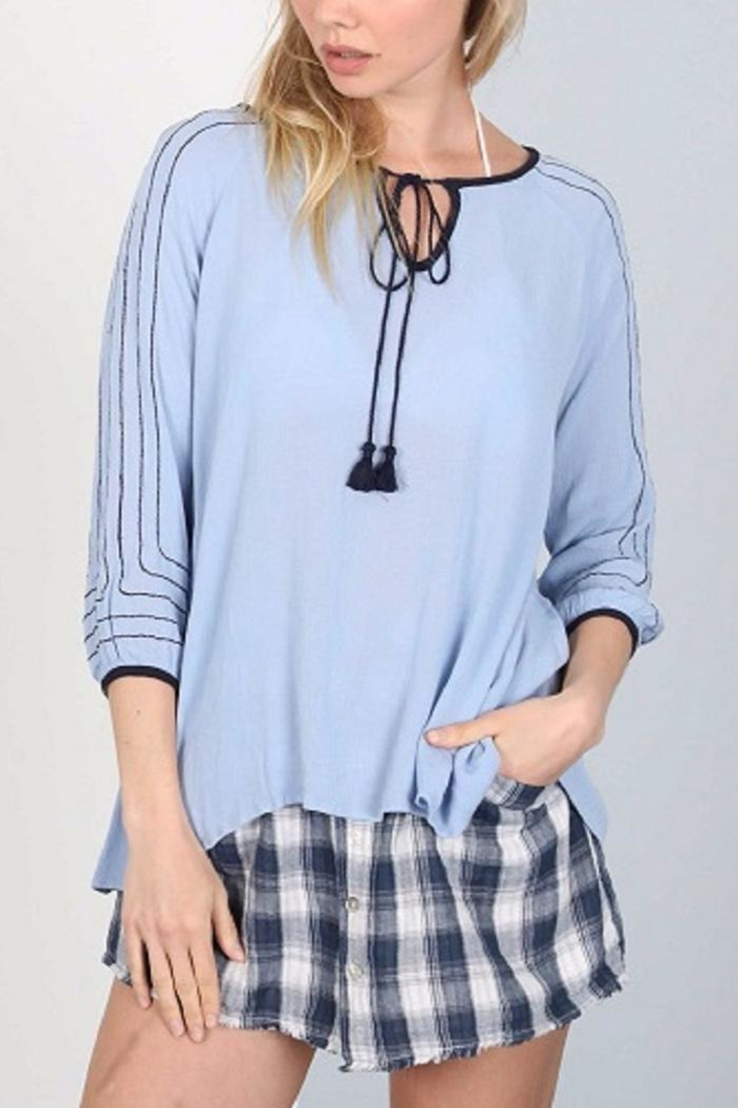 POL Raglan Sleeve Top from Texas by Erica Rose Boutique