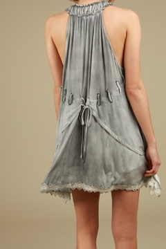 Shoptiques Product: Ruffled Sleeveless Tank
