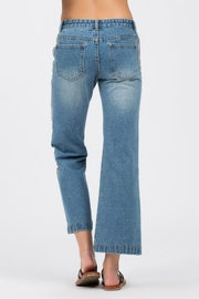 POL Side Stripe Jean - Front full body
