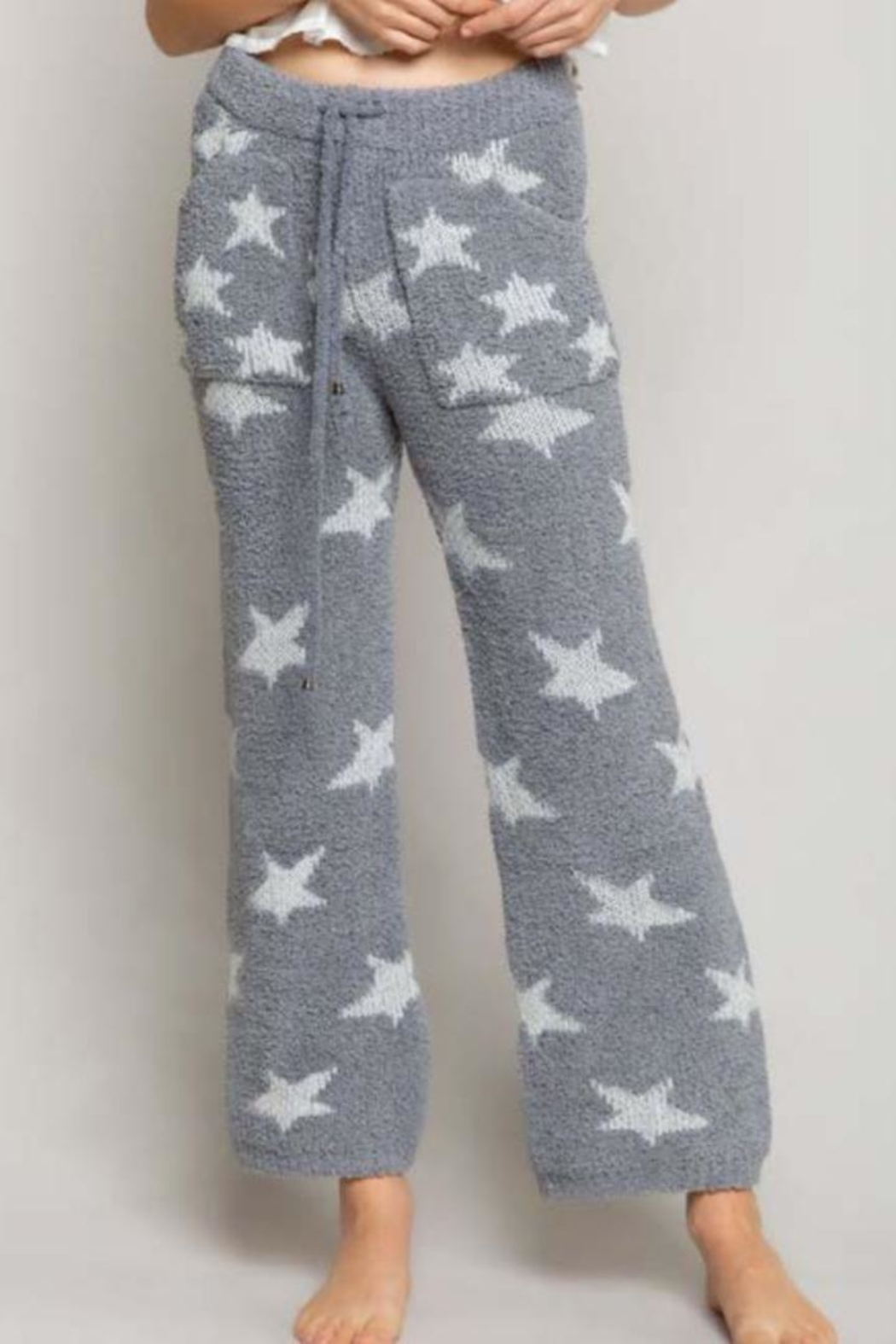 POL Star Fleece Pants - Main Image