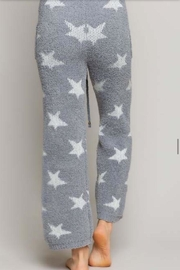 POL Star Fleece Pants - Front full body