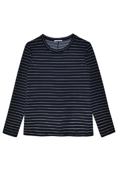 Shoptiques Product: Stripe Swing Top