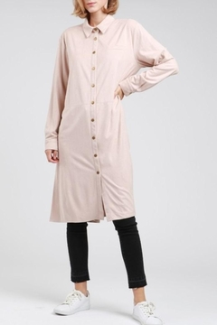 POL Suede Dress - Product List Image