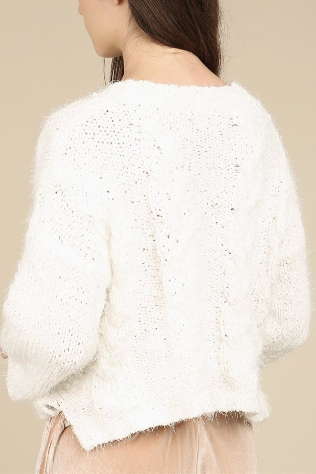 POL Sweater - Side Cropped Image