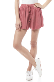 POL Swingy Shorts - Front cropped