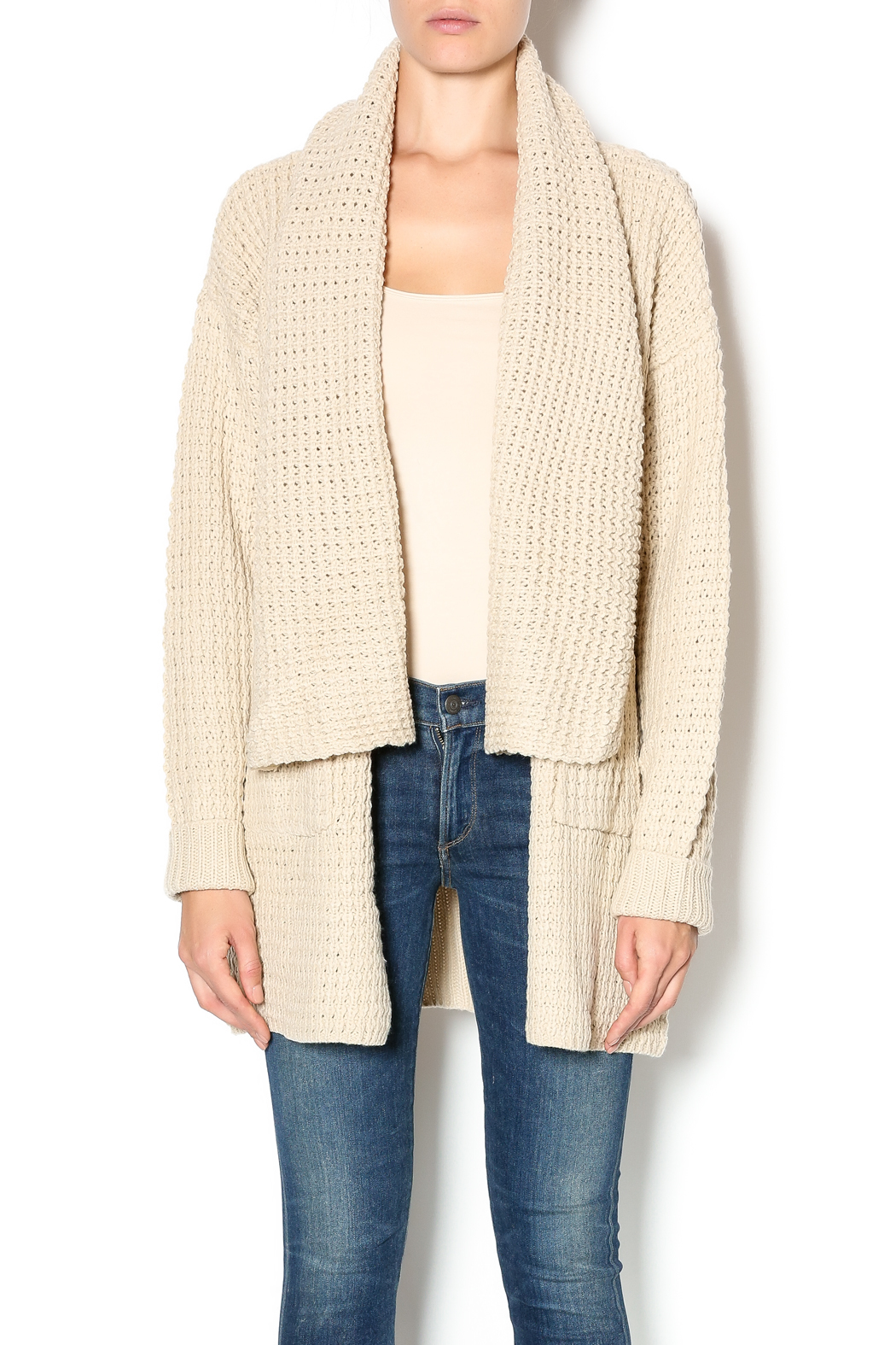 POL Tan Oversized Sweater from Mississippi by The Snooty Owl ...