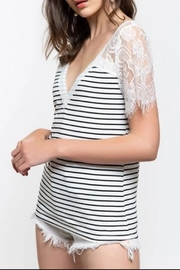 POL The Molly Lace-Top - Side cropped