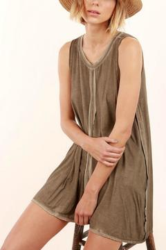 Shoptiques Product: Tunic With Seaming