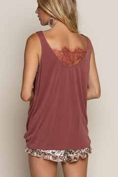 POL Twisted Sleeveless Top - Alternate List Image