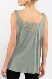 POL Twisted Sleeveless Top - Side cropped