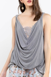 POL Twisted Sleeveless Top - Product Mini Image