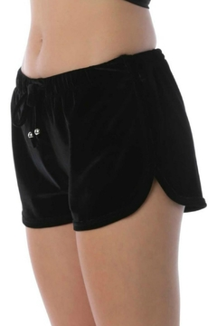Shoptiques Product: Velour Shorts