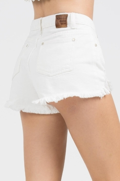 POL Victoria Denim Shorts - Alternate List Image