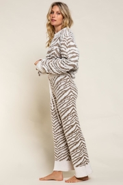 POL Zebra Berber Lounge Pants - Other