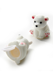 Giftcraft Inc.  Polar Bear Lip Gloss - Front cropped