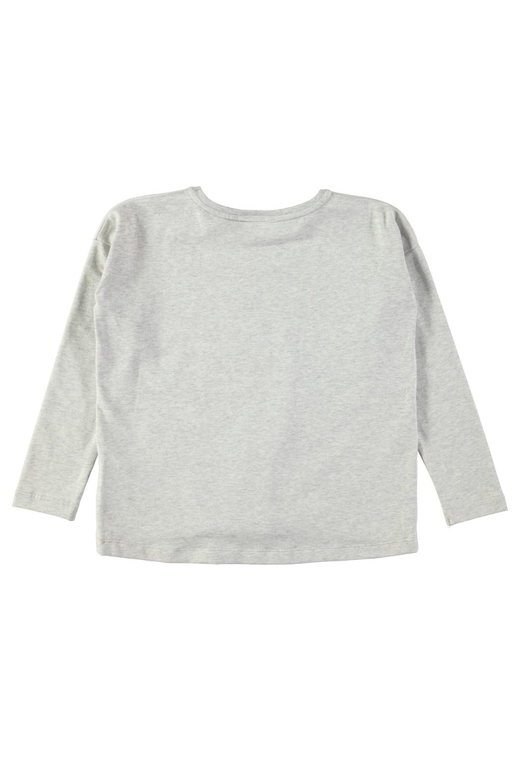 Molo Polar Bear Sweatshirt - Front Full Image
