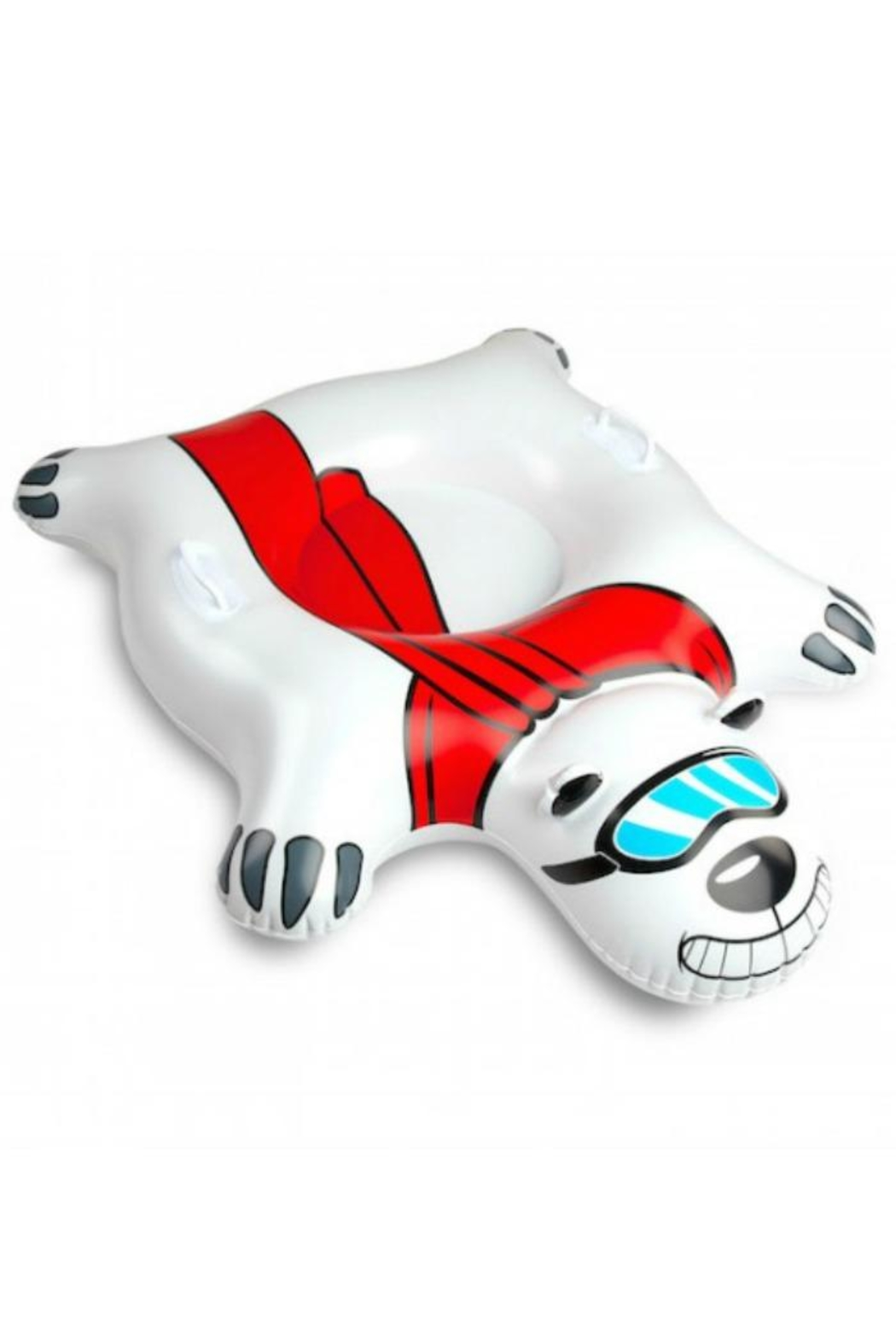 BigMouth Inc Polar Bear Tube - Front Cropped Image