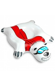 BigMouth Inc Polar Bear Tube - Front cropped