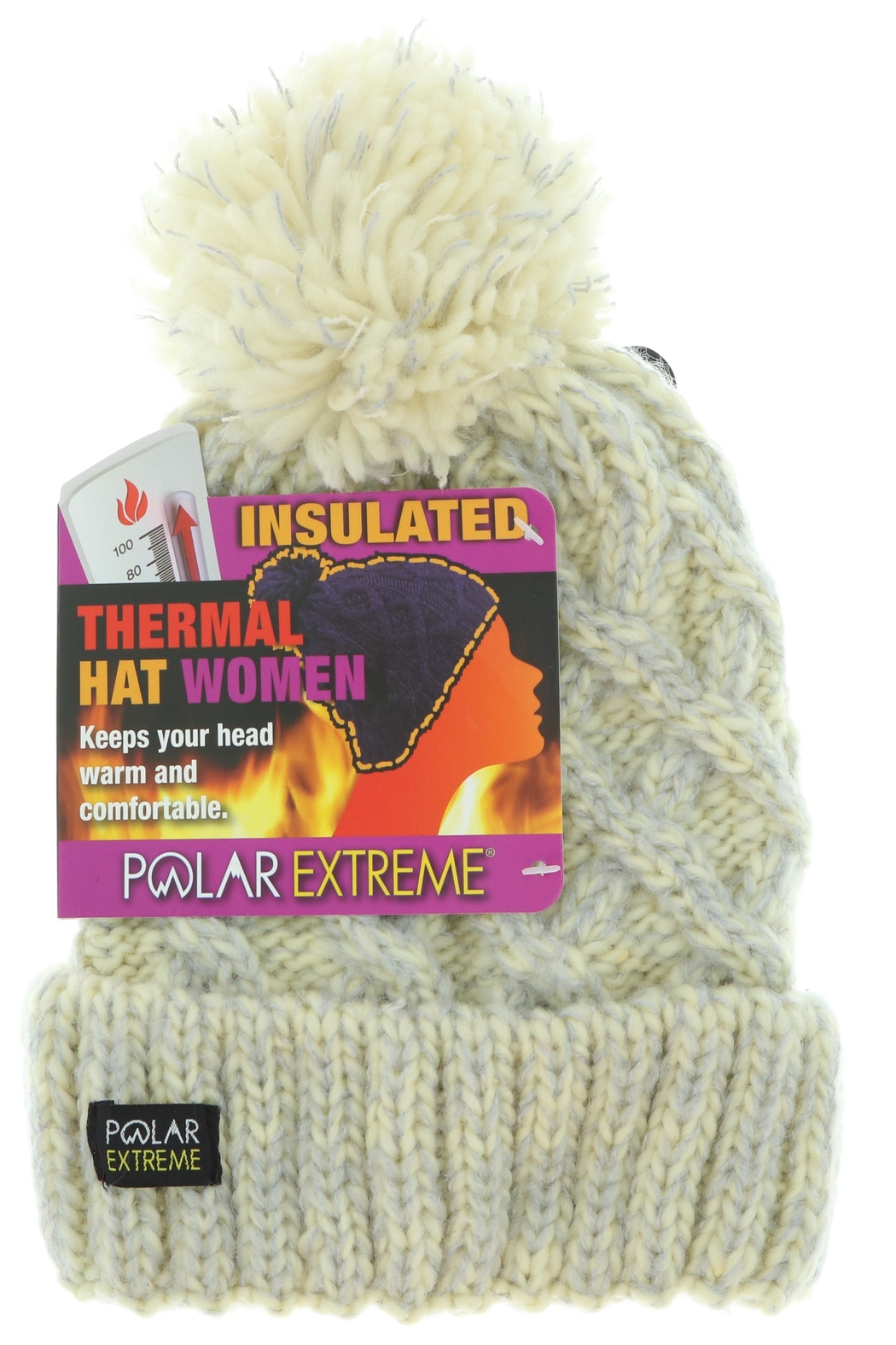 Polar Thermal Hat Warmer - Front Cropped Image