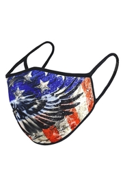 Poliana Plus American Eagle Mask - Front cropped