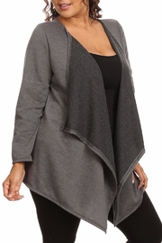 Poliana Plus Let It Swing Cardigan - Product Mini Image