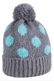 Wooden Ships Polka Dot Beanie - Front cropped