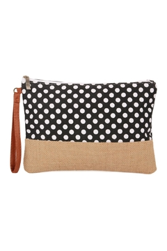 Shoptiques Product: Polka-Dot Cosmetic-Pouch