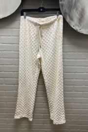 Dylan by True Grit Polka Dot Cozy Pants - Product Mini Image