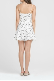 Lush Polka Dot Crop - Front full body