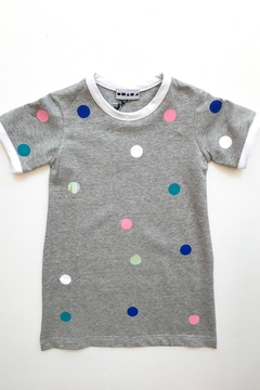 Shapes Of Things Polka Dot Dress - Product List Image