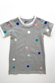 Shapes Of Things Polka Dot Dress - Front cropped