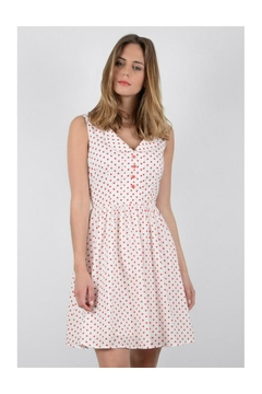 Shoptiques Product: Polka Dot Dress