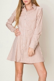 HYFVE Polka Dot Dress - Product Mini Image