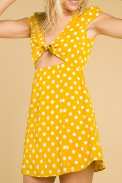 Wild Honey Polka Dot Dress - Alternate List Image