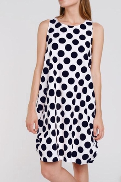 Baci Polka Dot Dress - Product List Image