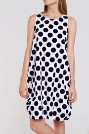 Baci Polka Dot Dress - Product Mini Image