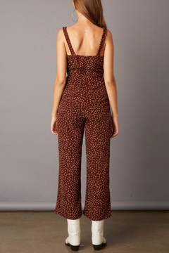 Cotton Candy LA Polka Dot Jumpsuit - Alternate List Image
